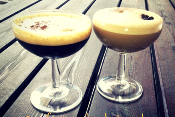 Caffe shakerato- przepis