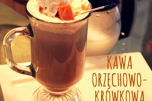 Kawa orzechowo- krówkowa