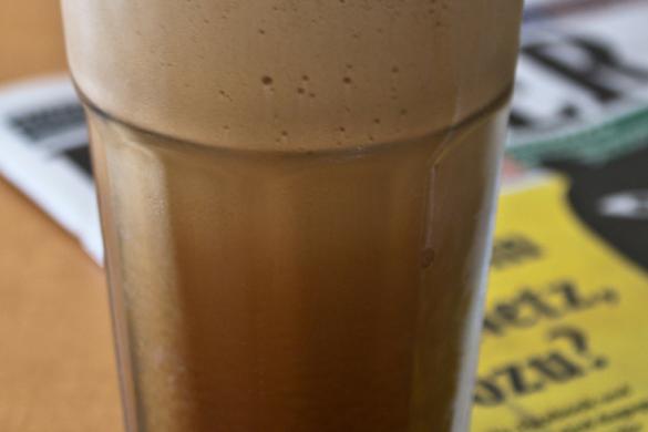 Mrożona kawa zbożowa- przepis