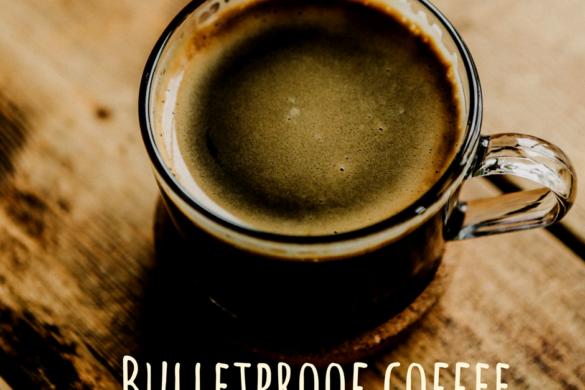 Bulletproof coffee czyli kawa kuloodporna
