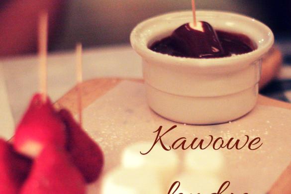 Kawowe fondue
